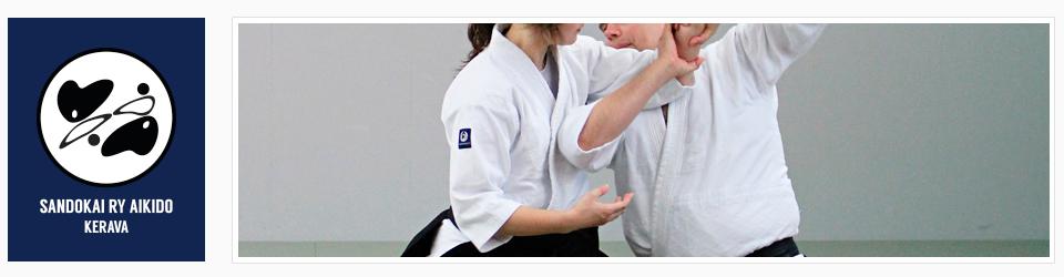 Sandokai Aikido - Tervetuloa harrastamaan aikido Keravalle!